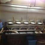 ぶんぷく - 厨房1