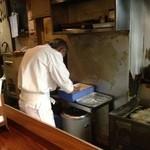 ぶんぷく - 厨房2