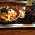 ぶんぷく - ロースカツ丼(980円)