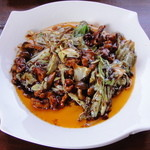 チャイナ厨房盧山 - 回鍋肉