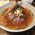 焼肉ハウス 香花園 - 冷麺