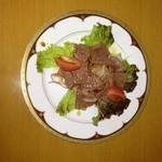 しらさぎの宿 丸福 - 炙りカルパッチョ