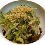 しらさぎの宿 丸福 - チョレギサラダ