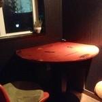 +cosi. centro#caffe - 個室風のあんな席もありましたよ(^^)