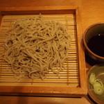 そば切り 川名 - 夜御膳 十割蕎麦