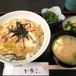 そば処 かねこ - 親子丼(単品)