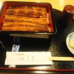 日本料理  はりま - あなご重