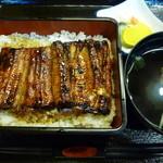 17999118 - 鰻丼(2枚)