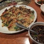 ソウル - コース料理 チヂミ