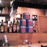 K's Dining - K's Dining 店内カウンター