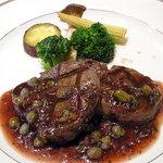 ESCOFFIER - 牛フィレ肉のステーキ
