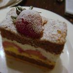 18000405 - 苺のミルフィーユ