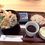 18001622 - 天丼セット