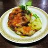 キッチン物好奇 - 料理写真:チキンソティ
