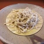 蕎麦工房 膳 - 細かい目