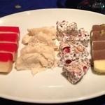 アロヒディン - 甘い甘いお菓子 ハルボ:ウズベキスタンのスイーツ4種類