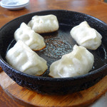 Dairyuuichiban - 自家製餃子