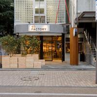10ファクトリー - 松山城ロープウェイ通りに位置します。
