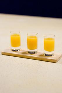 10ファクトリー - お好きなみかんジュースを3種飲み比べセット。