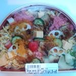 おしとり - ちらし寿司(穴子)525円