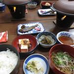 18005638 - 飛騨牛味噌陶板焼定食