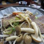 18005640 - 飛騨牛味噌陶板焼き