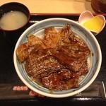 18005800 - 半ばら豚丼(780円)