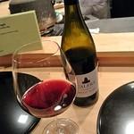 日本料理 百屋 - 赤ワイン