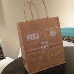 REX  CAFE - テイクアウト可能で丁寧に包装して頂きました
