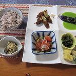 mama's kitchen - 料理写真:ランチセット(限定30食)1,350円