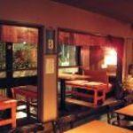 柳庵 - テーブル席