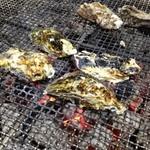 18010470 - 焼牡蠣 ワイルドに焼こう!