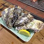 18010475 - 蒸し牡蠣