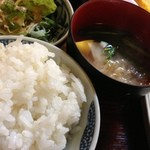 平家の茶屋 - 和食モーニング