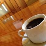平家の茶屋 - 食後の珈琲