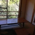 平家の茶屋 - 座敷