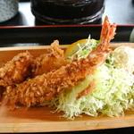 和むら - 料理写真:海鮮フライランチ¥1050