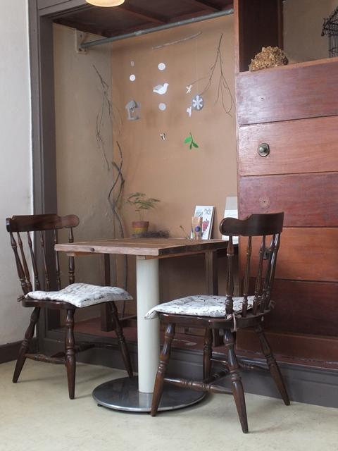 カフェ スバコ. - 外国人住宅を改装したお店のようです。