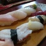 瀬浜寿司 堂ヶ島 - 地魚にぎり