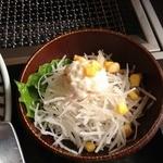赤門 - サラダ