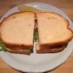 ブローニュ・カフェ・大宮 - サンドイッチ
