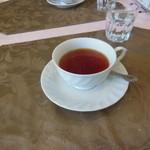カパティ - 食後の紅茶