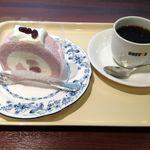 ドトールコーヒーショップ - 【ケーキセット】
