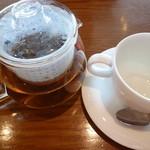 エアポートグリル&バール - 紅茶/2013年2月