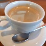 エアポートグリル&バール - コーヒー/2013年2月