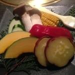 18017395 - 焼き野菜