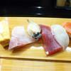 宝寿し - 料理写真:寿司6貫
