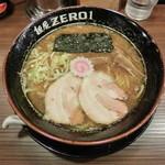 麺屋ZERO1 - 新節系ラーメン 680円