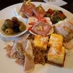 ザ・トイズキッチン・リブリエ - 料理写真:ちょい盛(前菜盛り合わせ)3人前