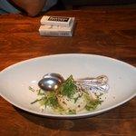 鶏鳥kitchen ゆう - 岩塩豆腐。